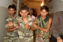 15 Naxal attack victims battle for life