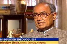 Devil's Advocate: Digvijay Singh on Maoists