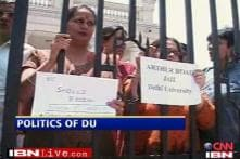 DU faculty up in arms against semester system