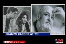 Shammi Kapoor launches video blog