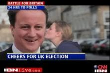 How fans are spoofing UK poll online