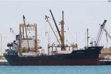 Libyan ship with aid for Gaza Strip stalled