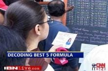 Best 5 criteria in force for Maharashtra colleges