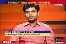 Records were never my dream: youngest IIT prof