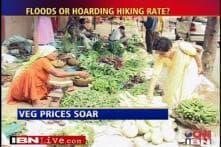 Soaring vegetable prices hit people below the belt