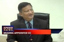 Brahma is new Election Commissioner