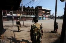 Curfew imposed in three towns of Kashmir Valley