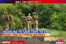 Time running out for cops abducted by Naxals