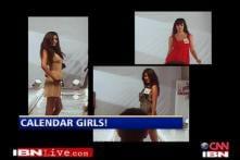 Mallya's bikini models of the year