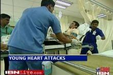 Half of cardiac patients in India are below 40