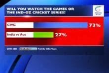 73% Delhiites prefer CWG to cricket