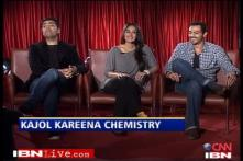 Watch: The trio talking about their 'family' on screen