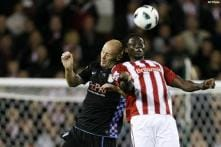 EPL: West Ham draws 1-1 at Stoke
