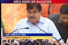BJP, Congress at war of words over CWG probe