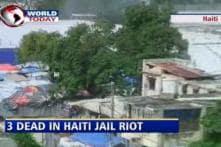 Haiti prison unrest: three inmates dead