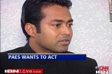 Leander Paes to share screen space with Amisha