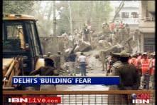 Delhi building :Disaster in Making