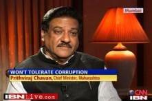 Prithviraj promises tough action on corruption