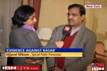 We have enough evidence against Kasab: Nikam