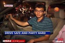 Citizen Journalist: Drive safe and party hard