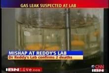 Hyd: Two Dr Reddy's employees dead in gas leak