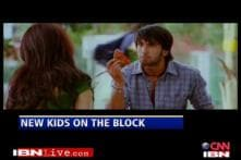 Bollywood has new kids on the block