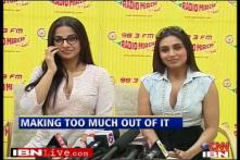 Of Rani and Vidya's love for each other