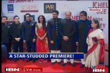 A starry premiere for 'Khelein Hum Jee Jaan Se'
