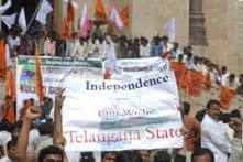 Pull out Central forces from Telangana: Cong MPs