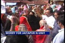 'Jaitapur project in high severity quake zone'