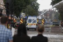 Anti-police riots in London