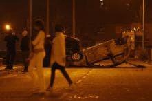 In pics: Britain burns as riots spread