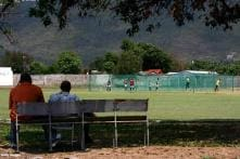 India colts thrash West Indies by 124 runs