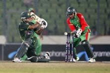 Hafeez guides Pak to T20 win over Bangladesh