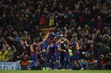 Barca edge past Real to enter Copa del Rey semis