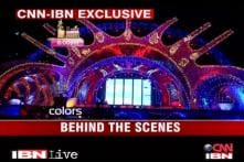 18th Annual Colors Awards: Behind the scenes