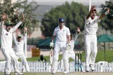 England win last warm-up by 100 runs in Dubai