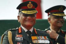 General VK Singh gets the backing of 4 former CJIs