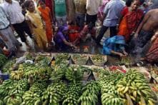 Food inflation remains in the negative zone