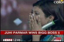 Juhi Parmar beats Mahek Chahal to win Bigg Boss 5
