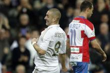 Benzema leads Real Madrid in 5-1 rout of Granada