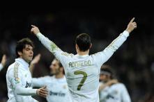 Real Madrid rally to defeat Zaragoza 3-1