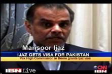 Pak govt trying to prevent my testimony: Ijaz