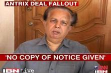 Newsmaker of the day: G Madhavan Nair