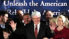 US: Newt Gingrich wins South Carolina primary