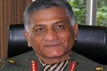 General VK Singh moves SC on his date of birth row