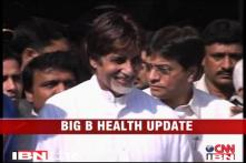 Big B recovers after surgery, while Beti B gets a name