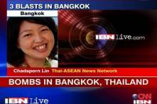 Bangkok: Police search for injured Iranian's residence
