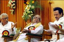 DMK meet stalled over succession issue