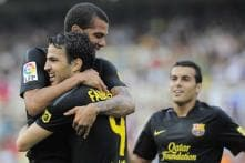 Barcelona resume Madrid chase in La Liga